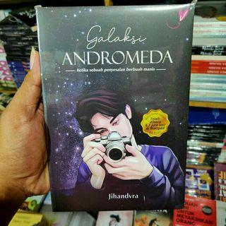 Novel Galaksi Andromeda