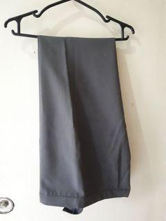 Office pants in gray