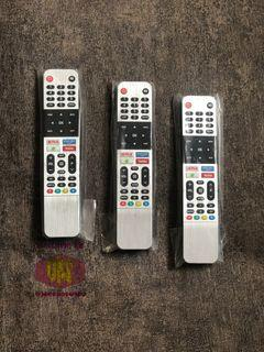 Remote Tv Coocaa Smart Android Tv
