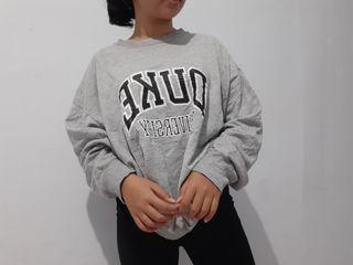 sweater oversize duke