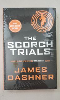 The Scorch Trials (Maze runner book 2)