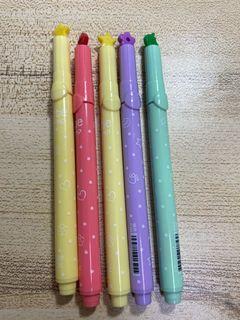 造型螢光筆