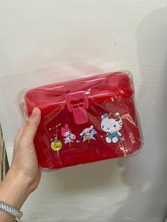 三麗鷗手提置物盒/工具箱