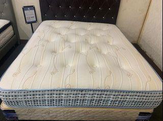 大鑫傢俱 新品璀璨橄欖型獨立筒床墊/床底/床墊/寢具