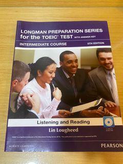 新多益 聽力及閱讀