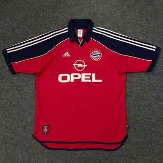 Bayern Munich Jersi