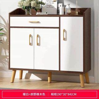 FREE SHIPPING MM‼️Space Saver Nordic Cabinet