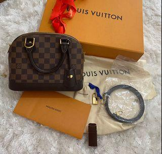 ‼️RESERVED‼️Guaranteed Authentic Louis Vuitton Alma Bb
