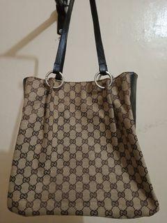 Gucci Bag (cut tag and code)