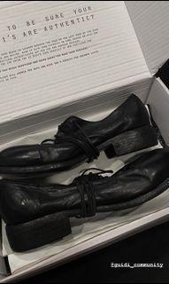 Guidi 992 手工鞣製 先鋒品牌 皮鞋 yohji Yamamoto cdg professor e