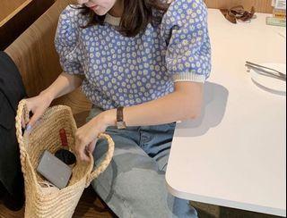 Knitwear bunga NEW