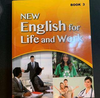 NEW English for Life and Work BOOK3