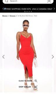 NEW Fashion Nova Dress Size Small