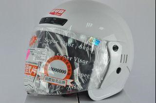 淑女半罩式安全帽 CA-302