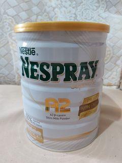 雀巢® NESPRAY® Supreme A2 β-casein 高鈣脫脂即溶奶粉800克