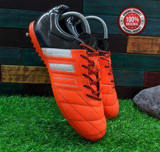 Adidas Ace 15.3 TF LE B27064 leather Solar Orange/White Size 40