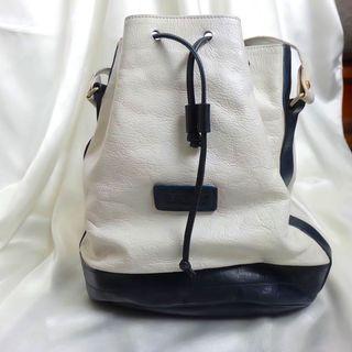 BALLY Drawstring Bucket Bag