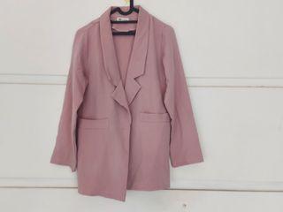 Blazer korea pink