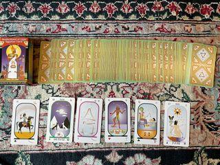 二手塔羅Brotherhood of Light Egyptian Tarot