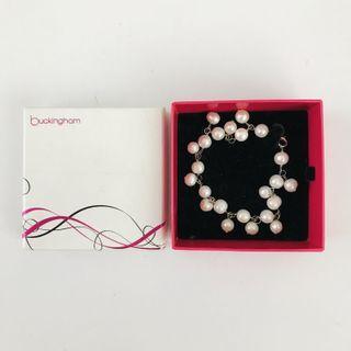 Buckingham Pearl Bracelet