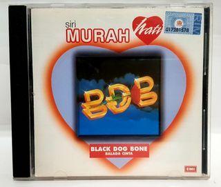 CD BLACK DOG BONE BDB - BALADA CINTA