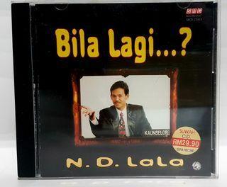 CD N.D LALA - BILA LAGI