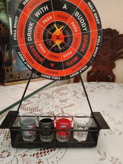 Dart (shot a glass)