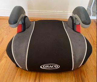 EUC Graco Turbo booster car seat (40-100lbs) expiry May 2026