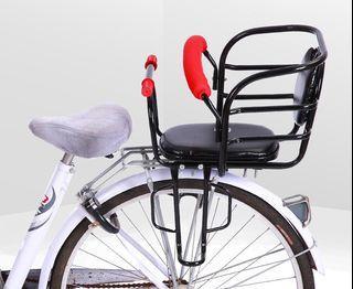 FREE DELIVERY [BACK] Bicycle Child Baby Seat Bicycle Scooter (BACK) Baby Seat for Mountain Bike / Road Bike / Foldable bike Foldie Eco Drive Zebra JiMove MC Mido Venom Hito x4 x6 Brompton Decathlon Schwinn Tern Polygon EUROBIKE Forever Rear rack