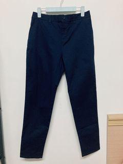 Giordano 海軍藍長褲