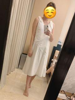Label Eight White Dress size S