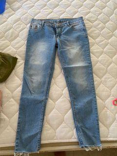 Light Blue Jsk jeans