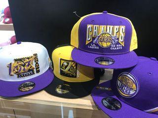 New era 帽子 NBA隊徽