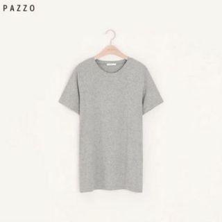 PAZZO 短袖灰色上衣 #支持