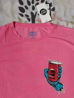 Santa Cruz Pink Tshirt