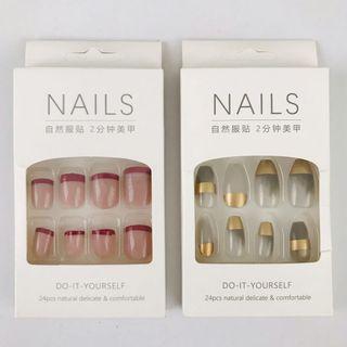 SET: DIY Nails