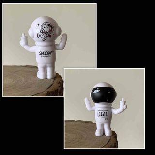 Snoopy宇航員公仔