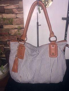 Stripes Bag
