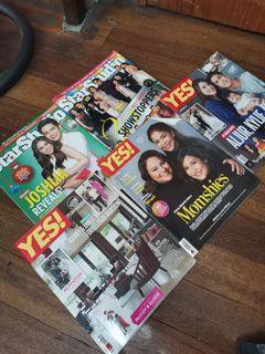 Take all 5 Local Entertainment Magazines