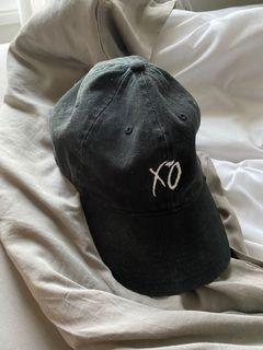 The Weeknd Authentic XO cap