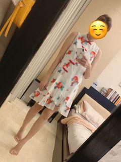 Veyl Cheong Sam Dress size S