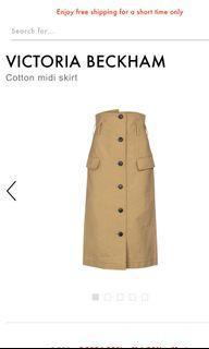 Victoria Beckham 中腰裙,9.5新