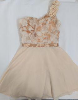 Bridesmaid Dress (VERY GOOD CONDITION)