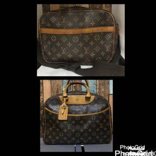 Bundle Vintage LV Bags