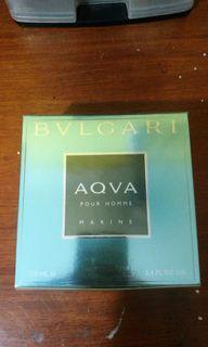 Bvlgari Aqvamarine authentic US tester perfume