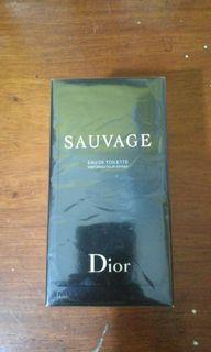 Dior Sauvage authentic US tester perfume