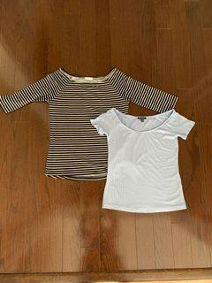 Girls Short Sleeve Tops (2)