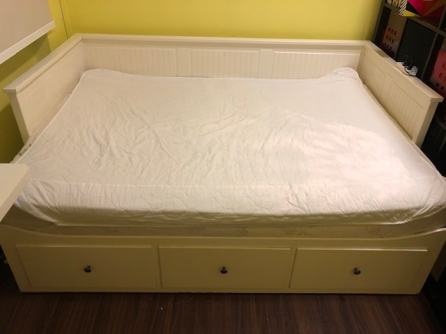 Ikea Hemnes Day Bed With 3 Drawers And, Queen Bed With Trundle Ikea