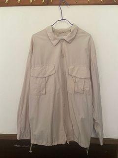 JKS 長袖工裝襯衫 XL