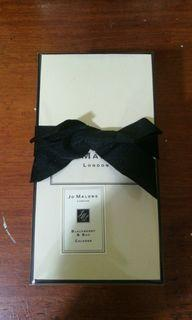 Jo Malone Blackberry & Bay authentic US tester perfume